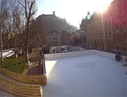 Ljubljana – Kongresni trg Webcam Live