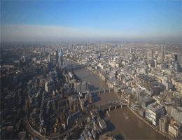 London – Blick nach Westen Webcam Live