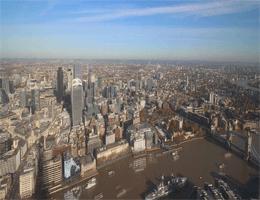 London – Blick nach Norden Webcam Live