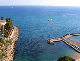 Monte Carlo – Le Meridien Beach Plaza Webcam Live