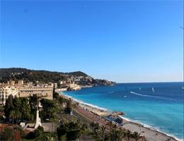 Nizza – Promenade des Anglais Webcam Live