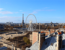 Paris – The Westin Paris Vendôme Webcam Live