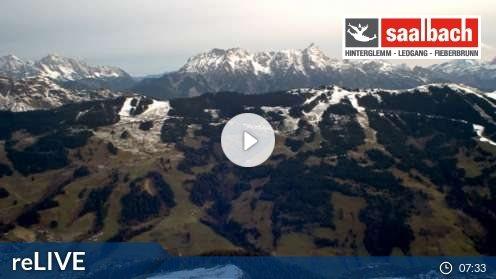 Saalbach Schattberg Ost Webcam Live
