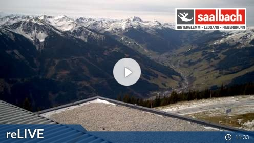 Saalbach Wildenkarkogel Webcam Live