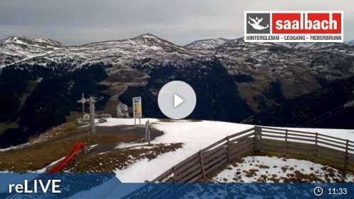 Saalbach Zwölferkogel Webcam Live