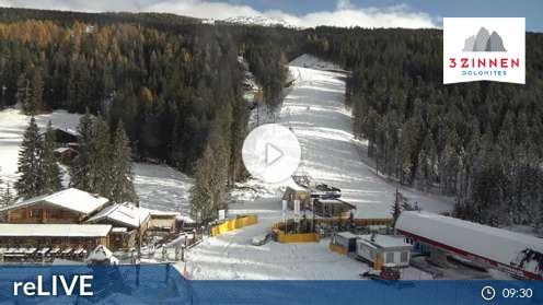 Sexten Kabinenbahn Signaue Webcam Live