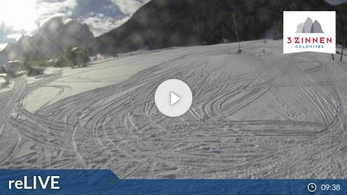Sexten Waldheimlifte Webcam Live