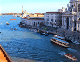 Venedig Punta della Dogana Webcam Live