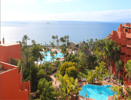 Adeje Tenerife Sheraton La Caleta Resort & Spa Webcam Live