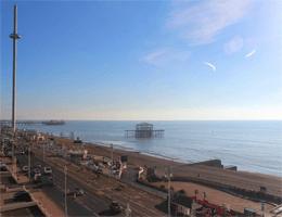 Brighton – West Pier Webcam Live