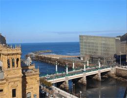 San Sebastián – Puente Del Kursaal Webcam Live