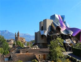 Elciego – Hotel Marqués de Riscal Webcam Live