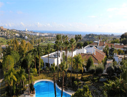 Marbella Panoramablick Webcam Live