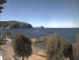Pollonia (Milos) – Pelekouda Webcam Live