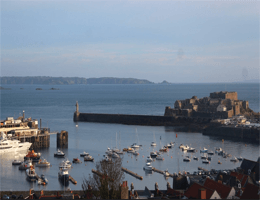 Saint Peter Port – Hafenblick Webcam Live