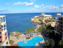 San Ġiljan – The Westin Dragonara Webcam Live