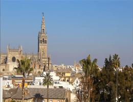 Sevilla – Kathedrale von Sevilla Webcam Live