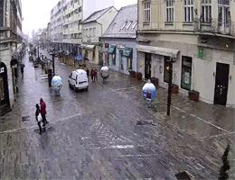 Sisak – Zentrum Webcam Live
