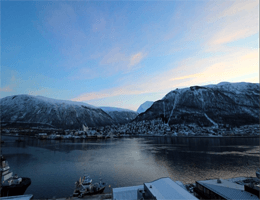 Tromsø – Radisson Blu Hotel Webcam Live