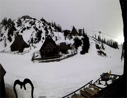 Kamnik – Velika Planina Ski Resort Webcam Live