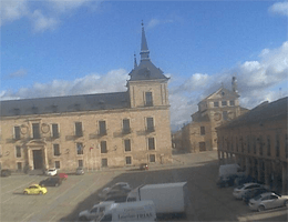 Lerma (Burgos) – Plaza Mayor Webcam Live