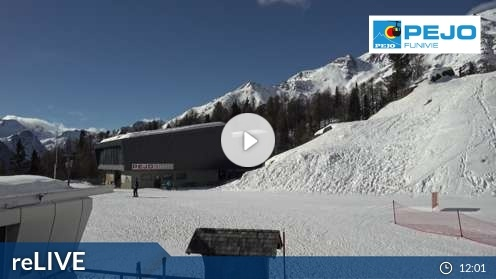 Peio – Tarlenta Monte Campo Scuola Webcam Live