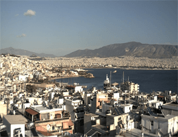 Piraeus Harbour Webcam Live
