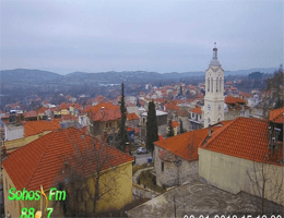 Sochos – Panoramablick Webcam Live