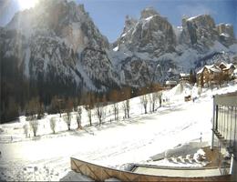 Corvara (BZ) – Hotel Cappella Webcam Live