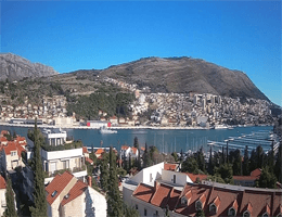 Dubrovnik Port of Gruž Webcam Live