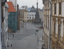 Olomouc – Upper Square Webcam Live
