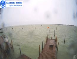 Venedig Cantieri Biasin Webcam Live