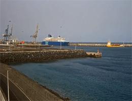 Arrecife Marina Lanzarote Webcam Live