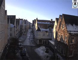 Mindelheim – Kornstraße Webcam Live