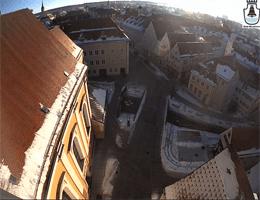 Mindelheim – Schrannenplatz Webcam Live
