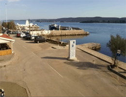 Pašman – Ferry Port Webcam Live