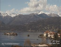Stresa Lago Maggiore Webcam Live