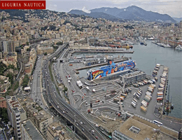 Genua – Panorama Webcam Live