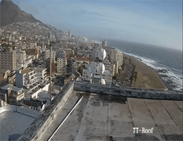 Kapstadt Sea Point Webcam Live