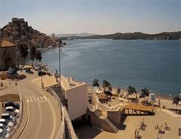 Šibenik – Beach Banj Webcam Live