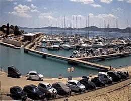 Zadar Marina Borik Webcam Live