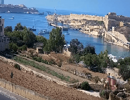 Kalkara – Rinella Bay – Grand Harbour Webcam Live