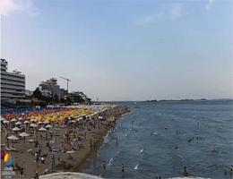 Lignano Sabbiadoro – Strandpanorama Webcam Live
