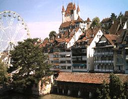 Thun – Mühleplatz Webcam Live