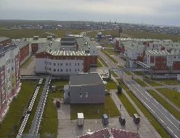 Yamburg – Panoramablick Webcam Live