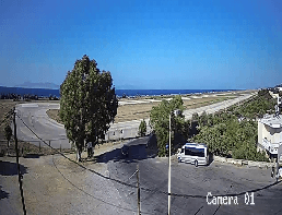 Flughafen Rhodos Webcam Live