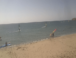 Rhodos – Prasonisi Beach Webcam Live