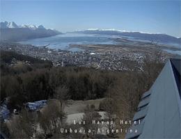 Ushuaia – Las Hayas Ushuaia Resort Webcam Live