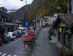 Champoluc Route Ramey Webcam Live