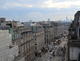 London – Hotel The Langham Webcam Live
